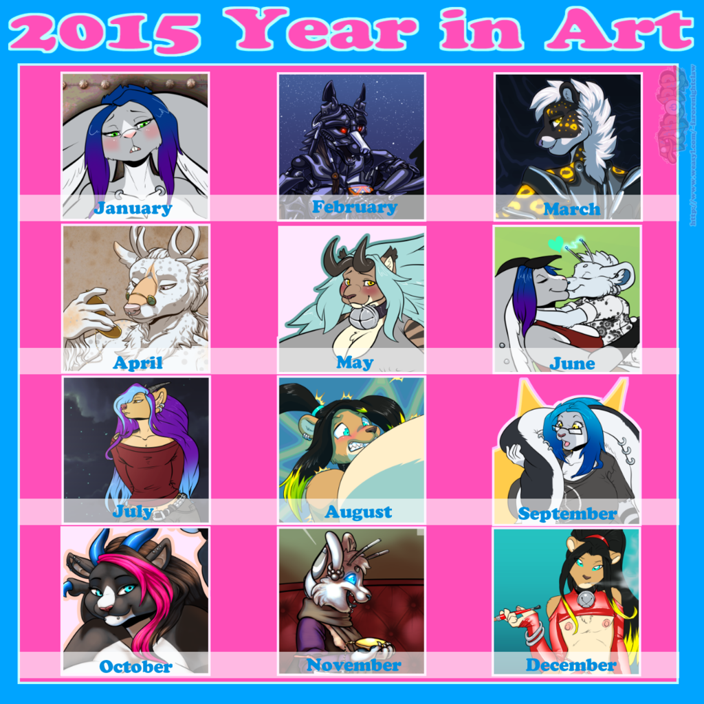 2015 Year in Art