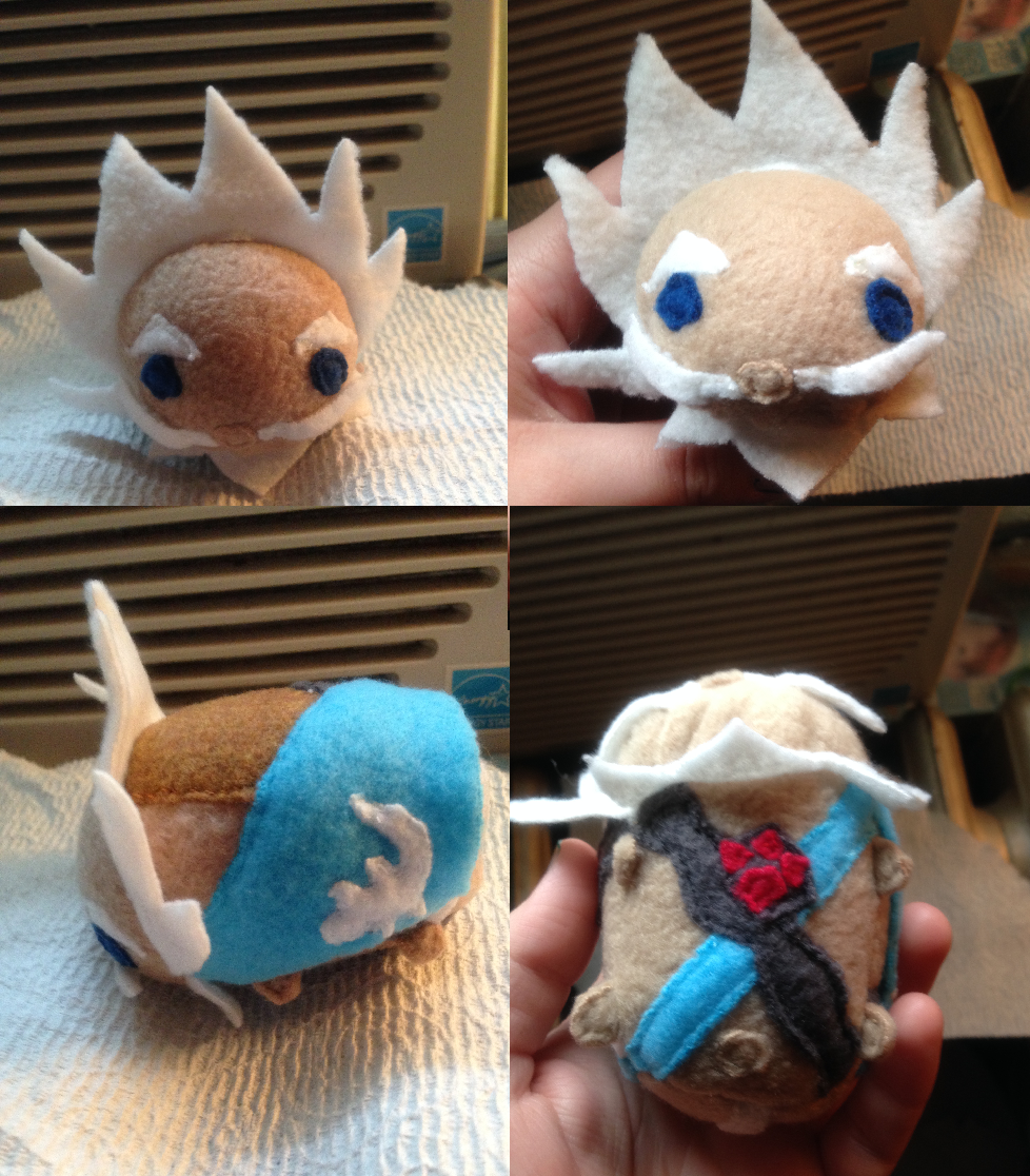 Most recent image: Breath of the Wild Champion Daruk Tsum - commission for lizzieanne98
