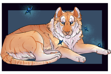 tiger premade