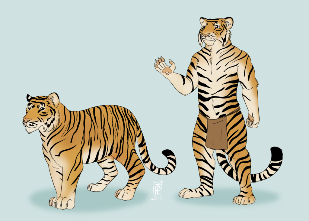 Bengal Tiger TF