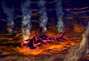 hydrothermic shark