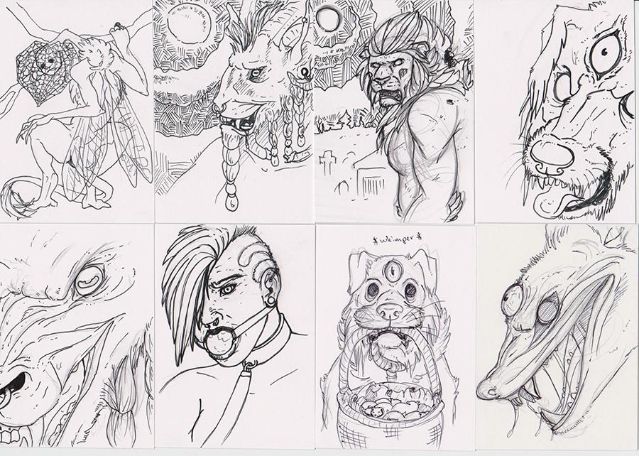 Sketch batch
