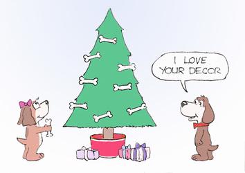 A Dog Christmas