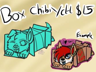 Chibi box ych