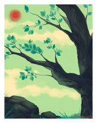 Oh wow a background-y thing