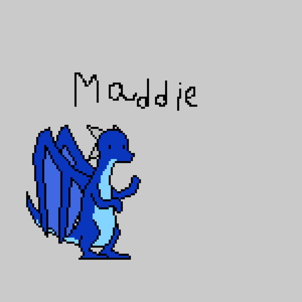 Most recent image: maddie