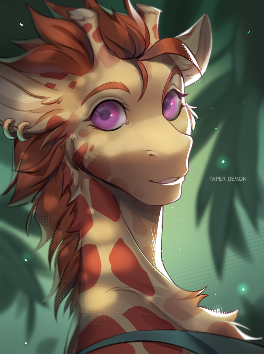 Hello There - By Paper Demon