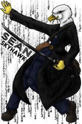 Seanhawk23 Badge