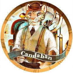 EF25 Badge - Candahan