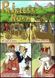 Princess Rush [Page 1]