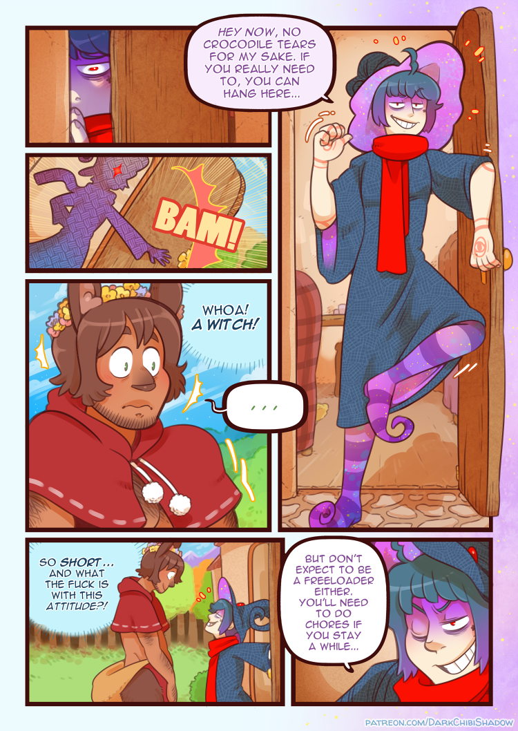 Solanaceae - Prologue Chapter 1 - Page 4