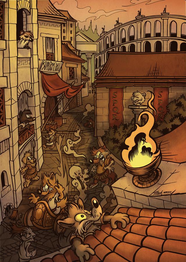 Romana Fantasy [Collab]