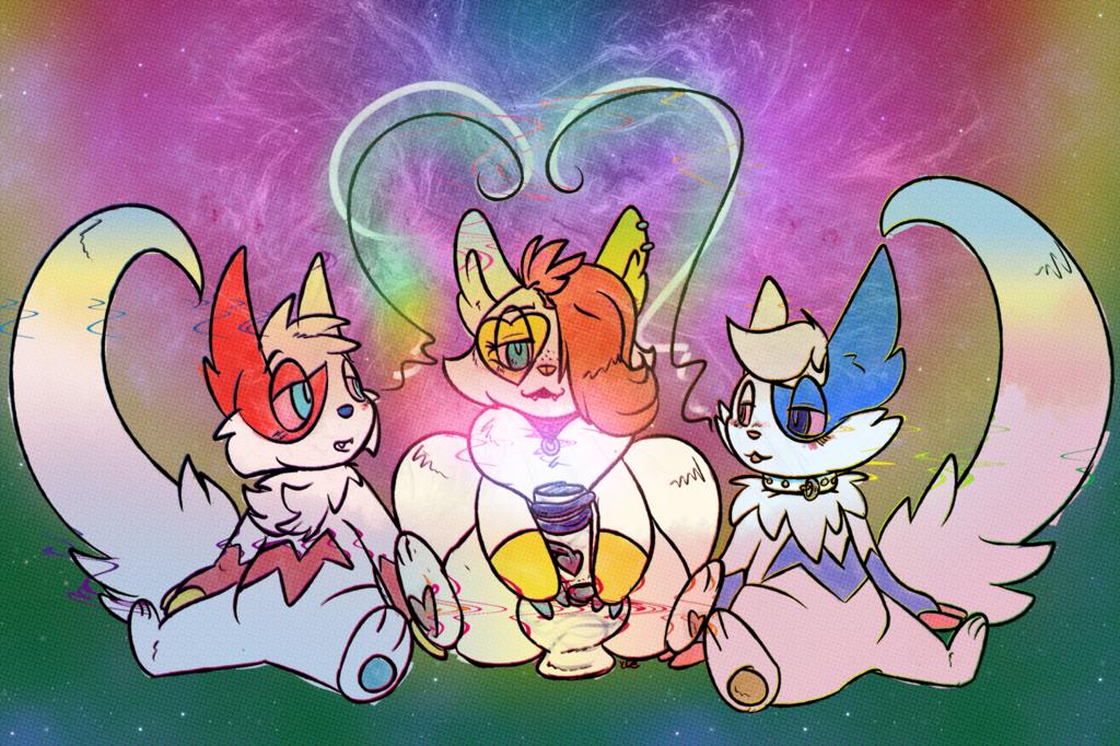 zangoose trio