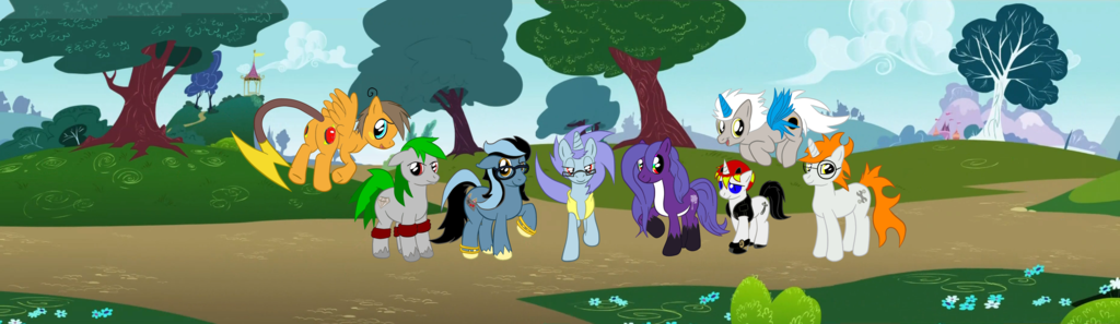 Most recent image: Brony Group Picture