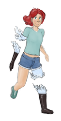 Phantom Limb Girl