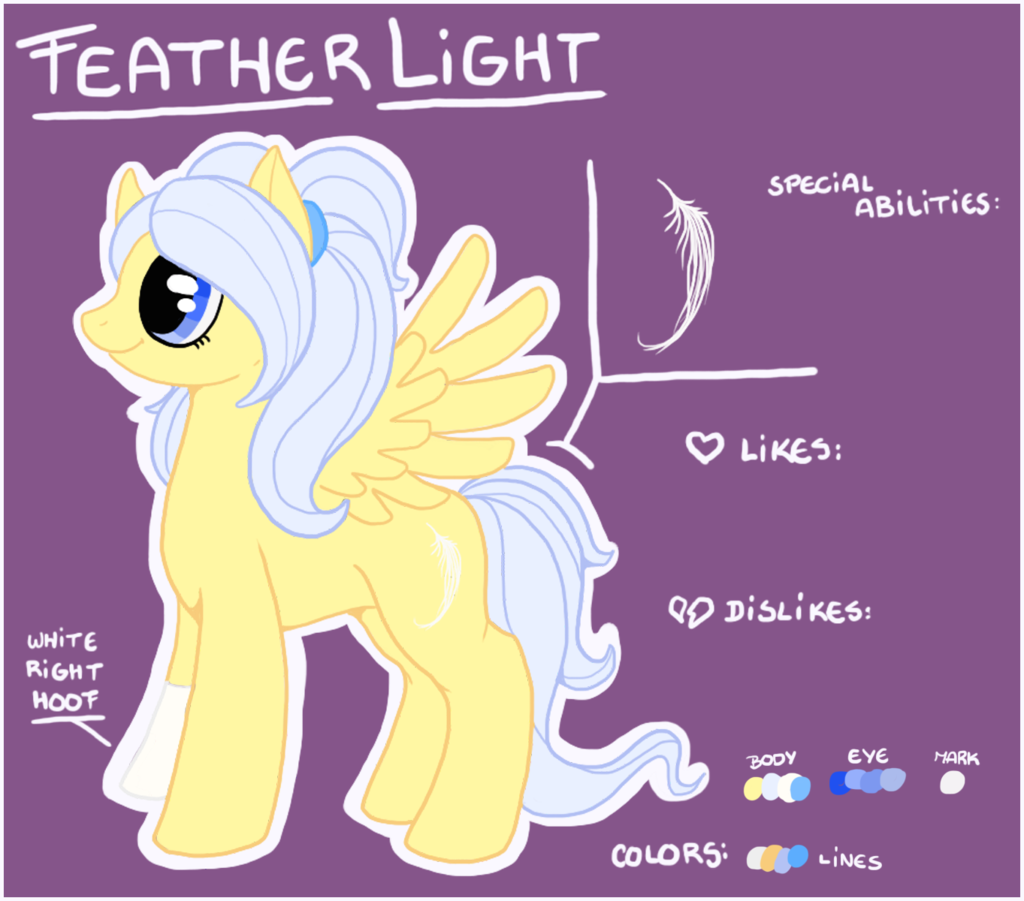Featured image: [PRIZE] - Featherlight Ref