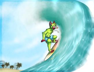 Surfer's spirit (AT)