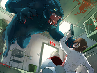 The Doctor vs The Beast