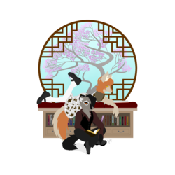 [GIFT] Books By The Window