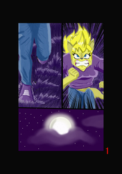 Mimi to Alpha (transformation Request) pg 1
