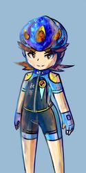 Saito the Road Racer - REXE X YP
