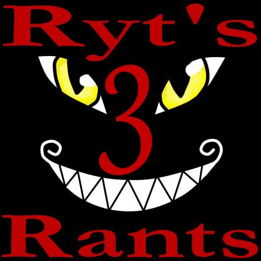 Most recent image: Ryt's Rants #3