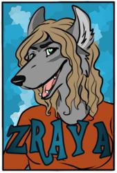 Badge: Zraya