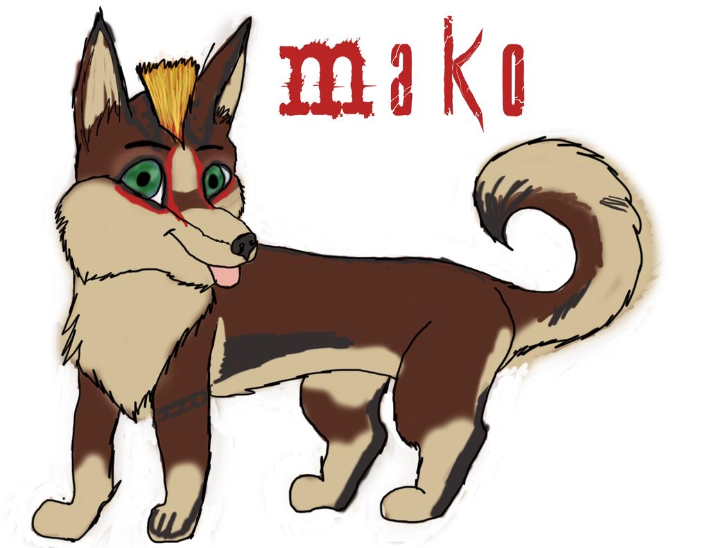 Mako chibi