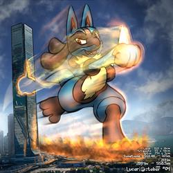 LucariOctober 2019 #4: Re-Mastered Meteor Mash!