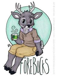 Forebucks - chibi