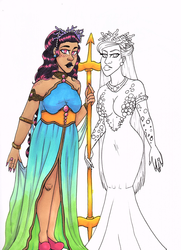 Princess/Queen