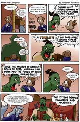 P&C #186: An Evening With Korgar's Minions