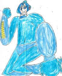 Super fighting robot!