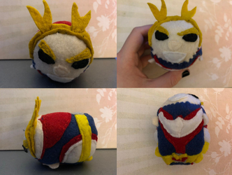 My Hero Academia All Might Stacking Plush For Sale