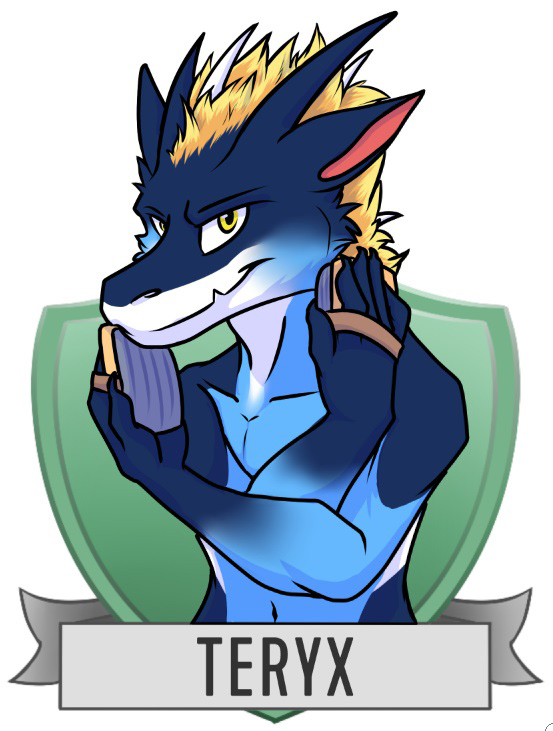 Most recent image: [CY_Law] FURUM 2017 Badge 3