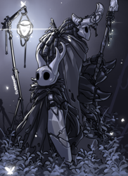 Guard Post - Hollow Knight Fanart