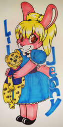 Lil Jenny, by Lyenuv