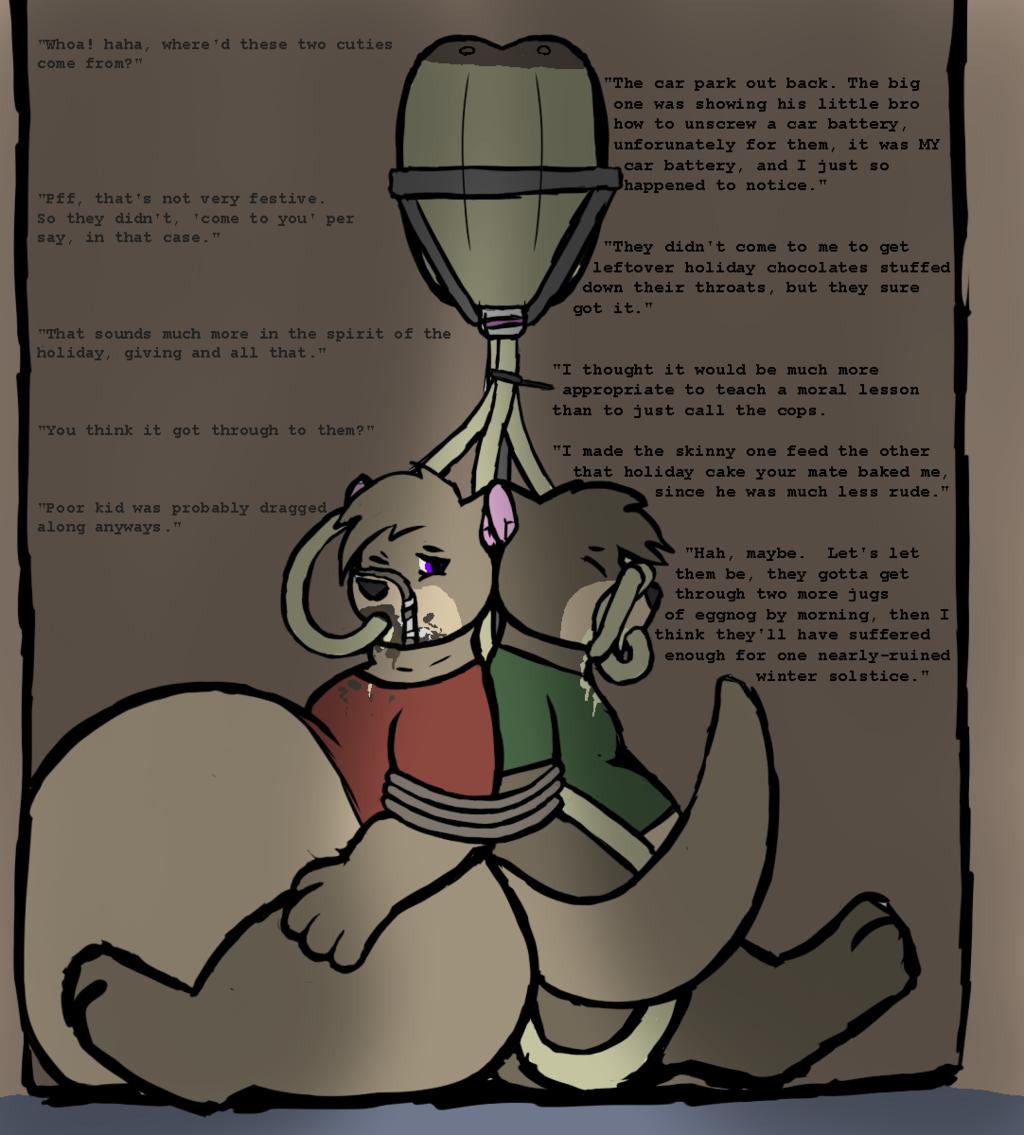 DEC 27 - Holiday Spirit