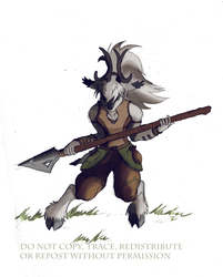Faun fighter