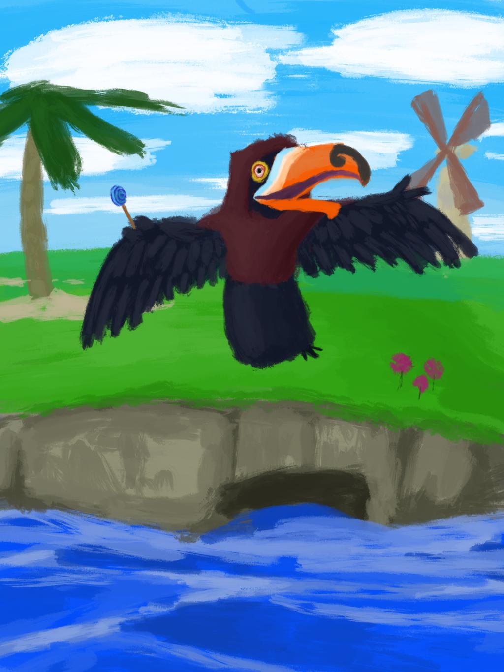 Decembird #4