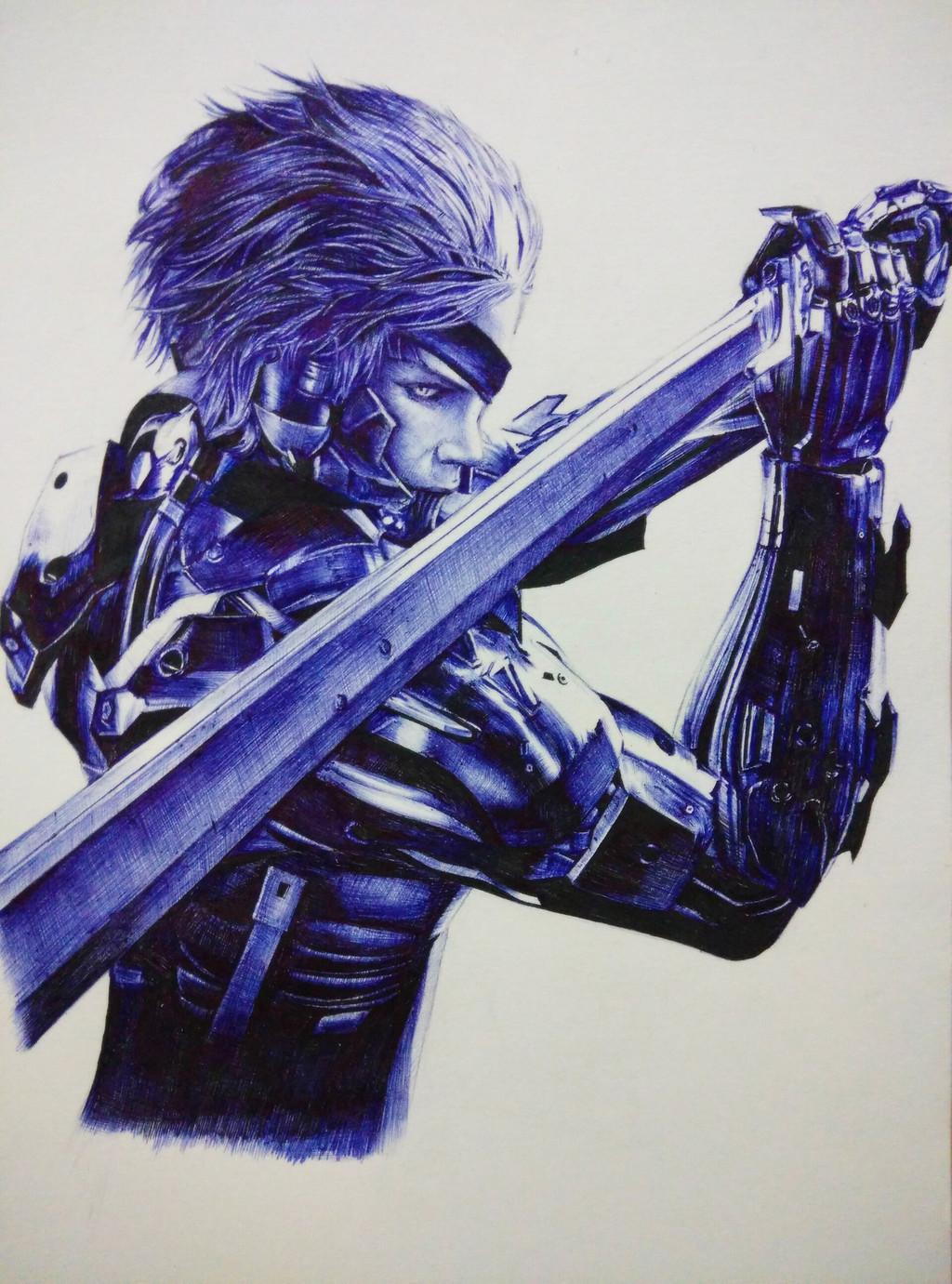 Most recent image: Metal Gear Rising Revengeance
