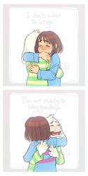 Undertale: Last Goodbye (spoiler)