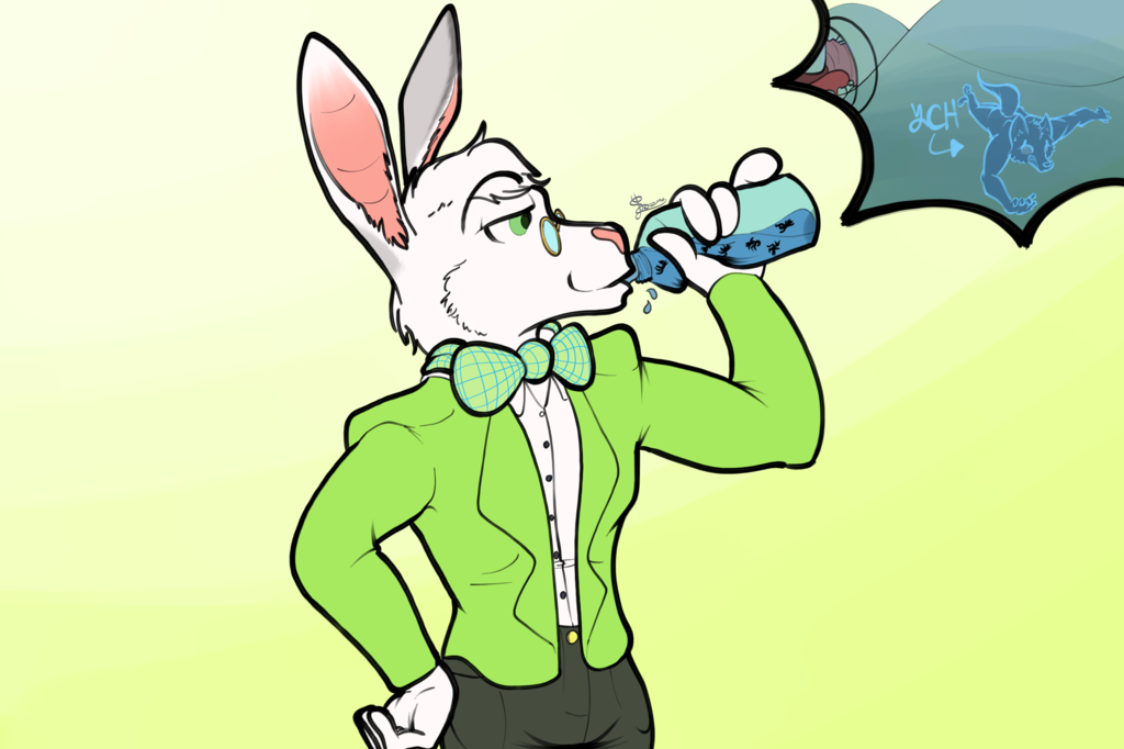 Delicious Water [Comm]