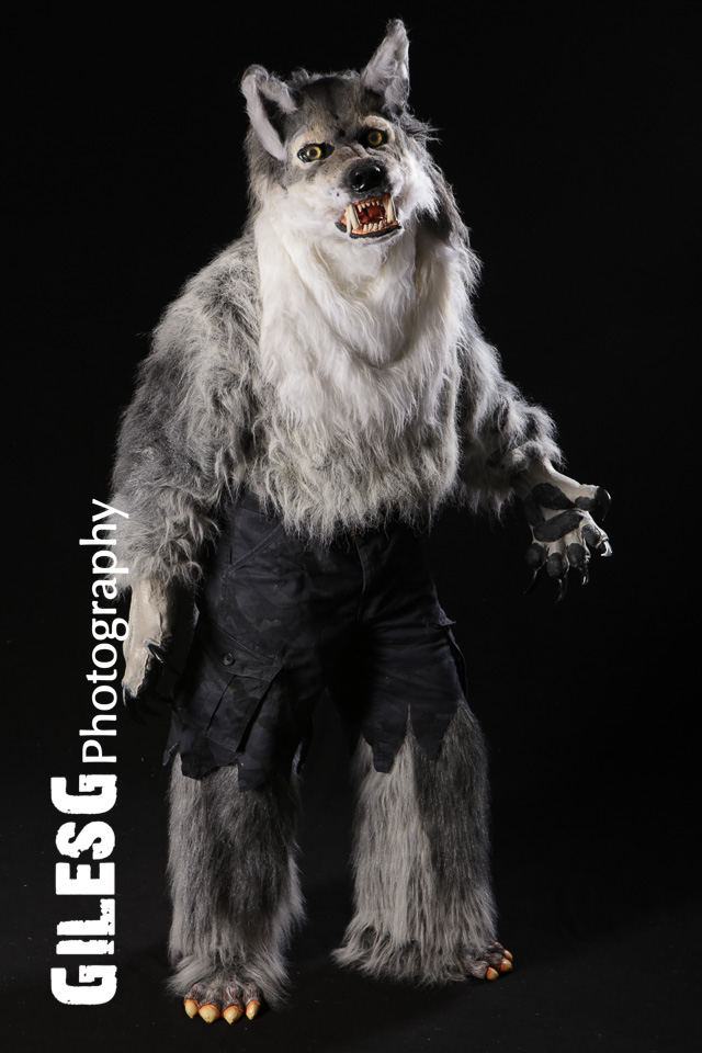 Nick Stead werewolf