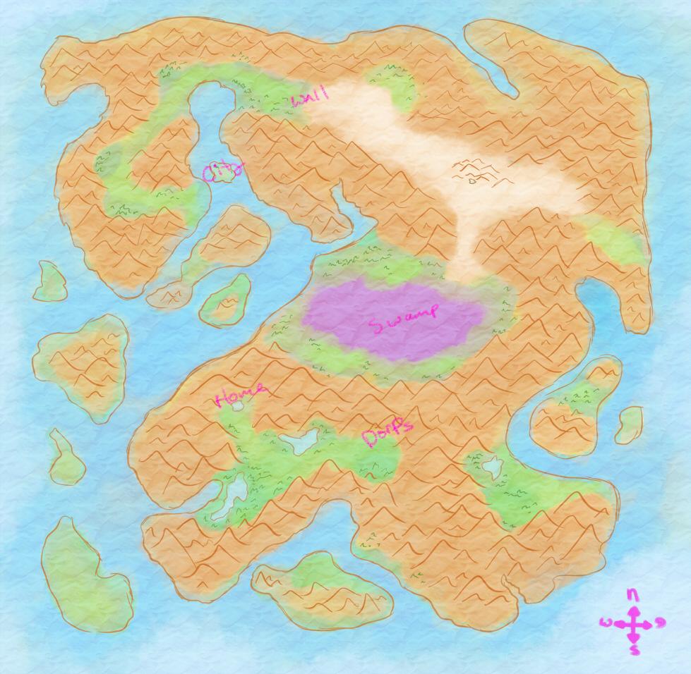 Map of Imagia