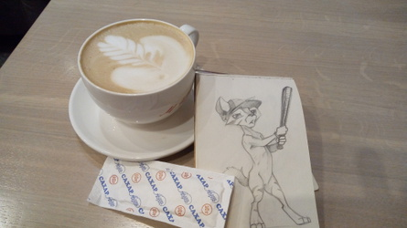Coffee naturmort 2