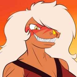Tammy as Jasper