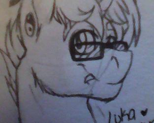 Headshot: Luka