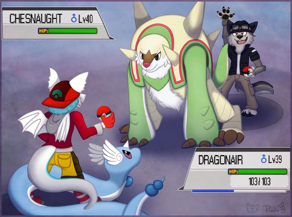 Pokemon Battle Collab!