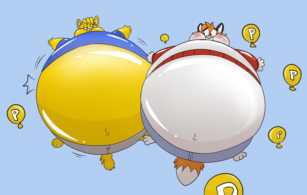 P balloons